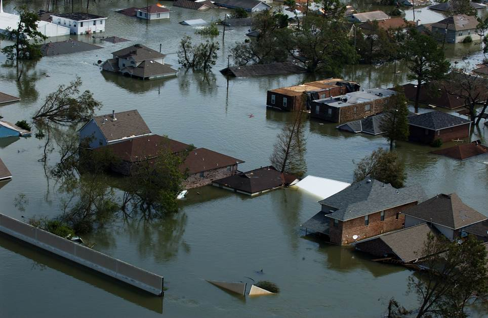 Providing Hazard Mitigation Services to Louisiana