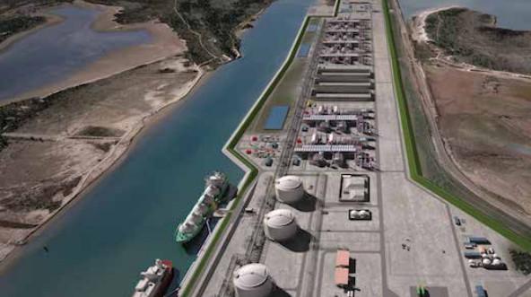 NextDecade LNG Project